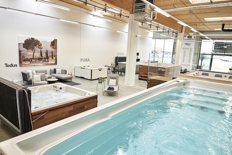 Home Spa Showroom im G3 Shopping Resort, Gerasdorf bei Wien