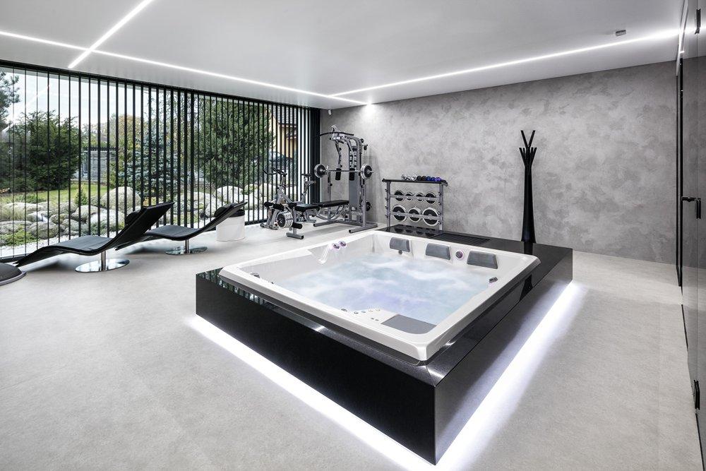 Home Spa Projekt Einfamilienhaus Persea iN indoor